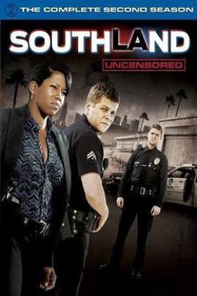 南城警事第二季海报