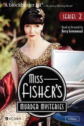 费雪小姐探案集第二季海报