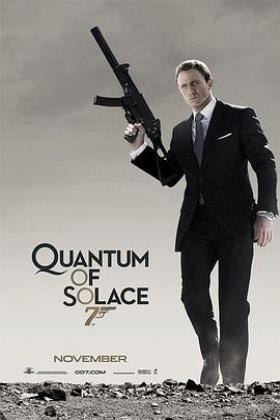 007:大破量子危机海报