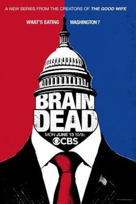 食脑外星人海报