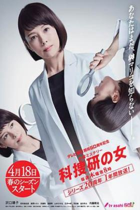 科搜研之女第十九季海报