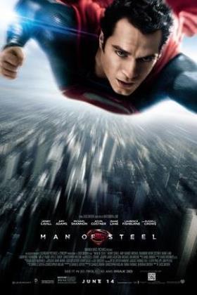 超人:钢铁之躯海报