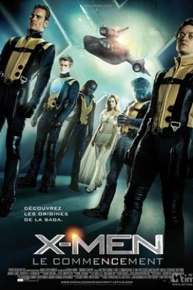 X战警:第一战海报