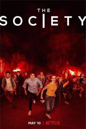新社会第一季海报