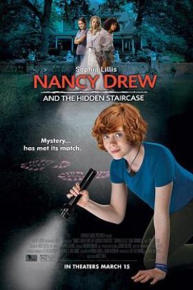南希·德鲁和隐藏的楼梯海报