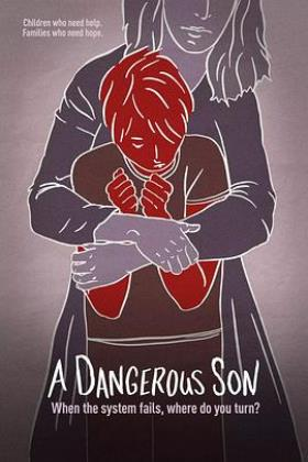 危险的孩子海报