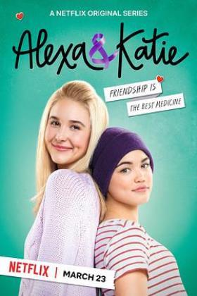 亚莉克莎与凯蒂第一季海报