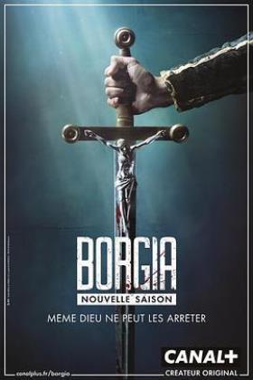波吉亚家族法国版第二季海报