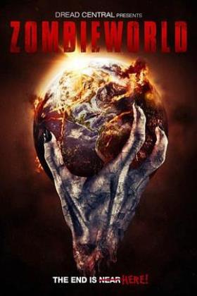 僵尸世界海报