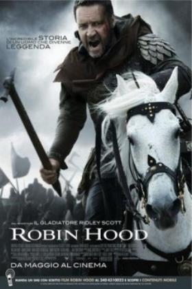 罗宾汉2010海报
