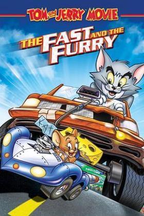 猫和老鼠:飙风天王海报