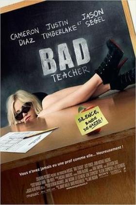 坏老师海报