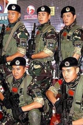 我是特种兵5之未来战士海报