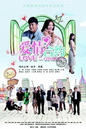 爱情合约林申版海报