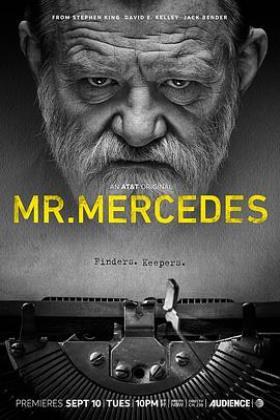 梅赛德斯先生第三季海报