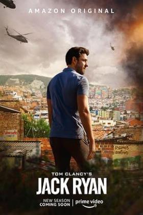 杰克·莱恩第二季海报
