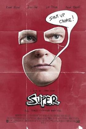 超级英雄2011海报