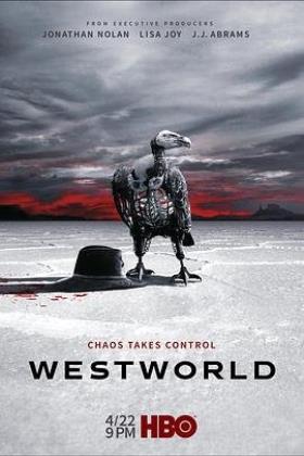 西部世界第二季海报