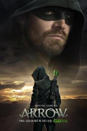 绿箭侠第八季海报