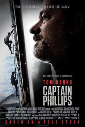菲利普斯船长海报