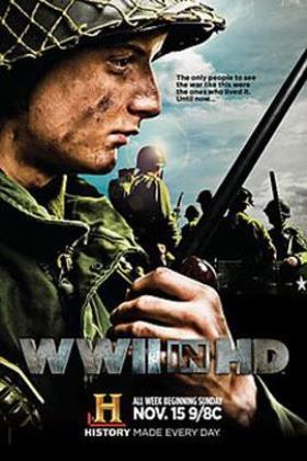 高清二战海报