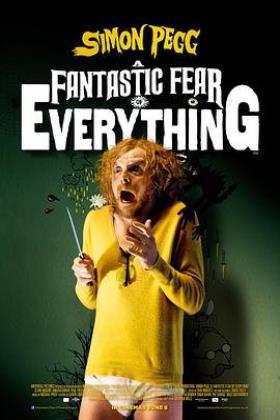 奇异恐惧海报