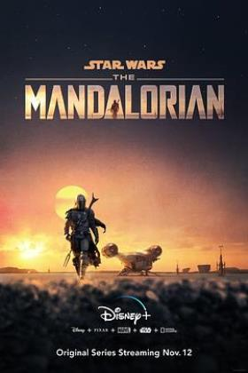 曼达洛人海报