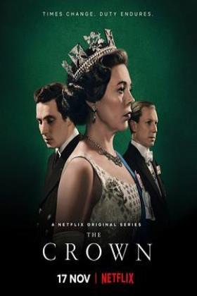 王冠第三季海报