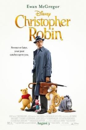 克里斯托弗罗宾海报