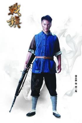 特战大队之战火青春海报