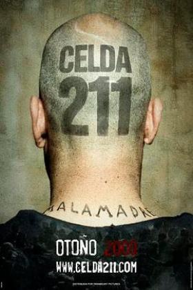 囚室211海报