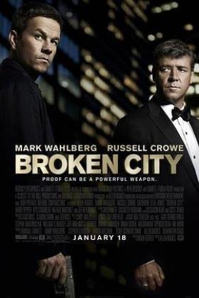 破碎之城海报