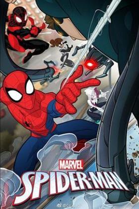 蜘蛛侠第二季海报