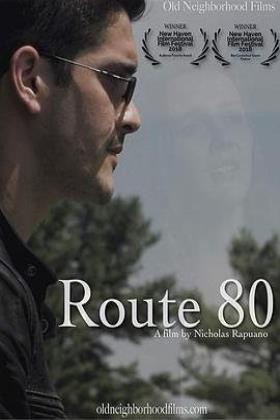 80号公路海报