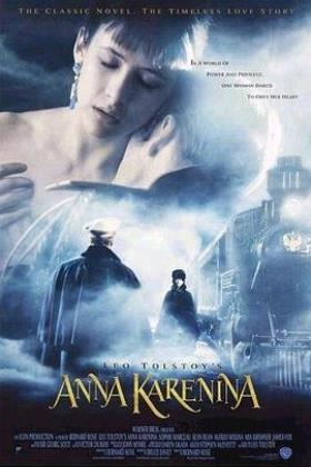安娜·卡列尼娜1997海报