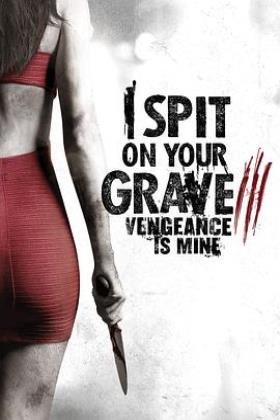 我唾弃你的坟墓:复仇在我海报