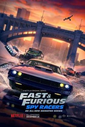 速度与激情:间谍赛车手海报
