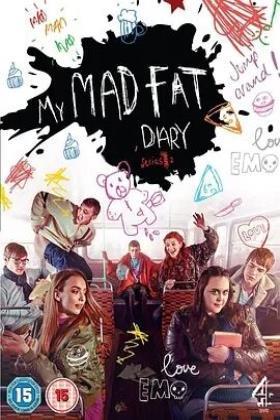 肥瑞的疯狂日记第二季海报