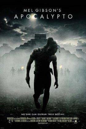 启示录:疯狂的玛雅人海报