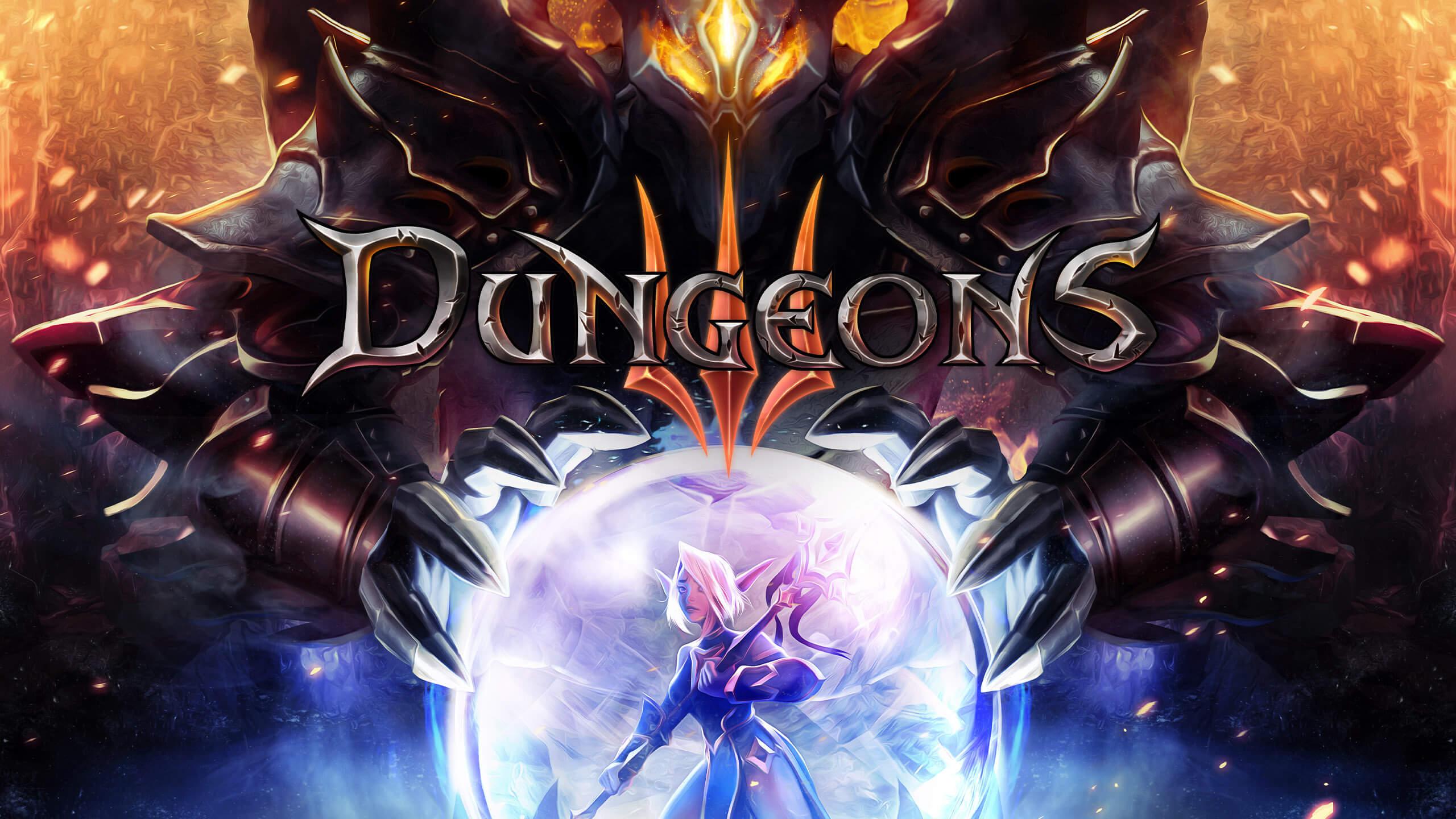 喜加一 | EpicGames 11.06~11.13 领取《地下城 3》