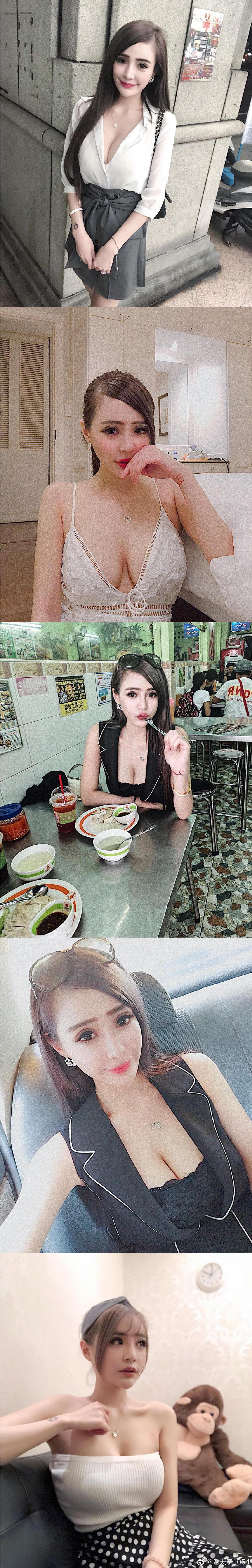 台湾嫩模IG网红妹元欣,拥有横看成岭侧成峰的傲人身材-第11张图片-宅小报