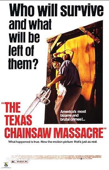 德州电锯杀人狂1974
