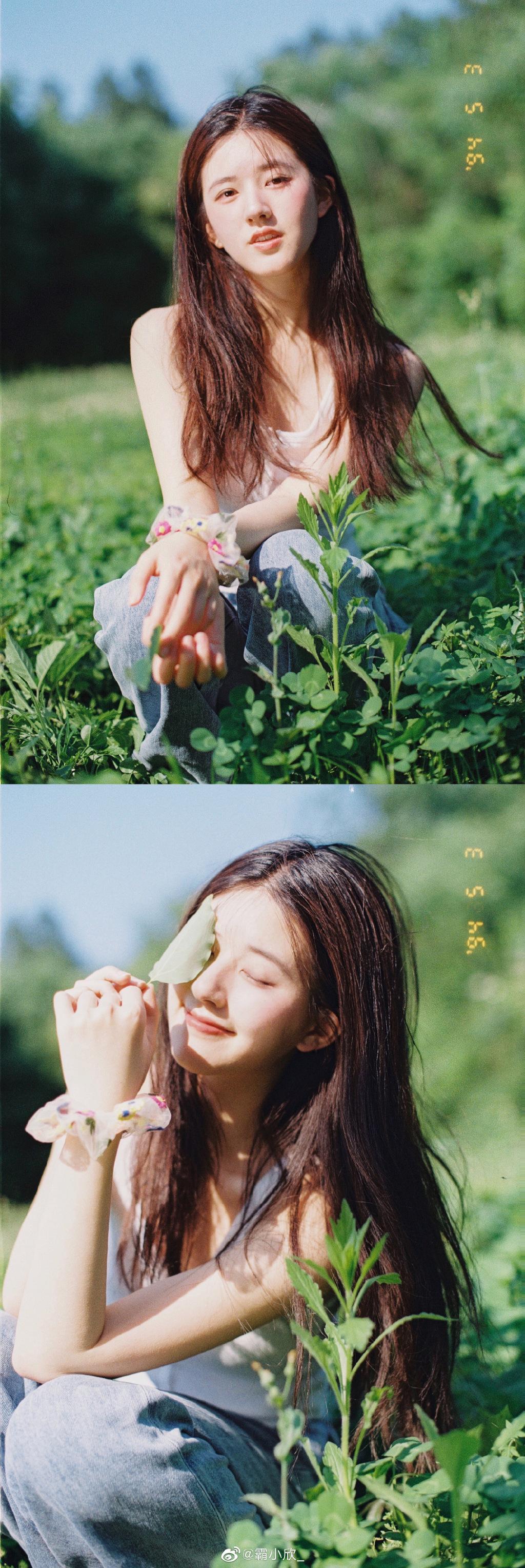 赵露思|夏日写真合集