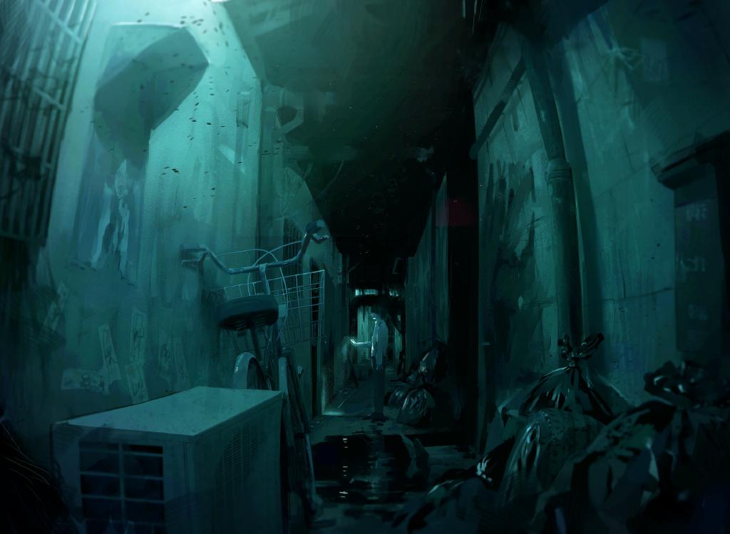 【P站画师】我有酒,你有故事吗?日本画师トマ斗的插画作品 | 吾爱萌 - ACG动漫资源分享站 acgmoew.com
