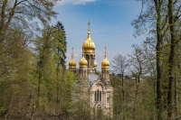 神圣又华丽的俄罗斯正教会教堂建筑高清特写图集