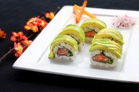 精致丰富的日本寿司高清桌面壁纸
