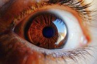震撼神奇的人类眼球微距摄影图片