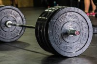 健身中提升力量的杠铃精美图集