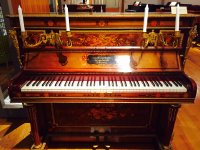复古怀旧的钢琴精美图集