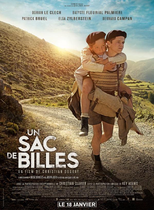 2017法国高分战争《一袋弹子》BD1080P.法语中字